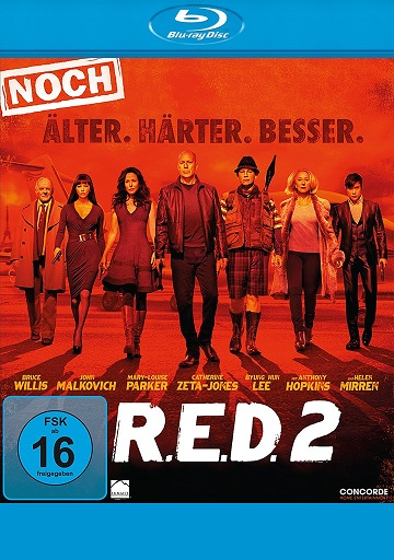 R.E.D. Stream German